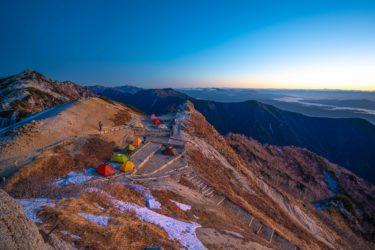 燕岳登山は最高だった!